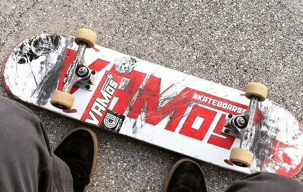 Vamos Skateshop Wear Test & Skate Reviews